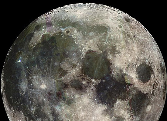 IN SEARCH OF WATER, NASA PREPARES TO BOMB THE MOON